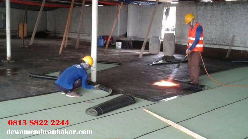membran bakar waterproofing anti bocor di Rangkah,Surabaya - hubungi kami : 081388222244