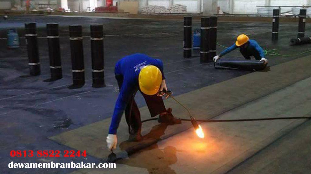 kontraktor membran bakar di Semampir,Surabaya - Whatsapp : 081 388 222 244