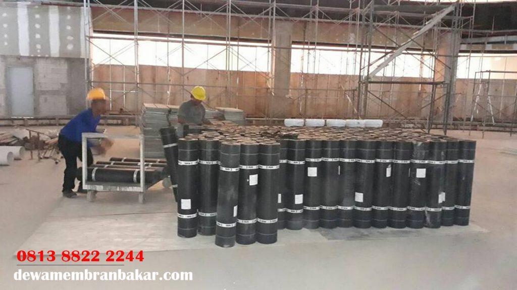 jasa waterproofing membran asphal bakar di Krembangan Selatan,Surabaya - telepon : 0813 8822 2244